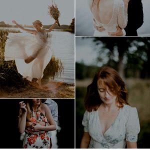 بهترین پریست های عروسی و پرتره