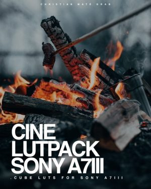 دانلود Cine LUTs for Sony A7III