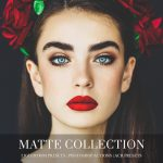 دانلود پریست لایت روم مات Matte Lightroom Presets PS Actions ACR Presets