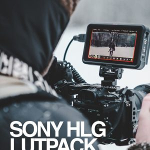 HLG CINEMATIC LUT PACK | Sony A7III (HLG3) Hybrid Log Gamma