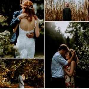پریست های عروسی و پرتره