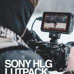 خرید پک لات رنگ های سینمایی حرفه ای HLG CINEMATIC LUT PACK