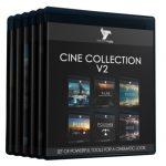 پک کامل لات و پریست های سینمایی Complete Cine Collection Presets LUTs