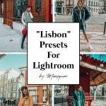 پریست های لایت روم سبک شهر لیسون Mexiquer Lisbon Lightroom Presets
