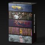 دانلود ۱۰۰ عدد ۳D LUT حرفه ای عکاسی ۳D LUTS Master Collection