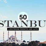 دانلود ۵۰ پریست و لات های رنگی شهر استانبول Istanbul Lightroom Presets LUTs
