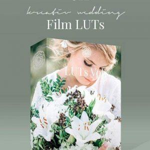 باندل پک LUT فیلم و عکس عروسی