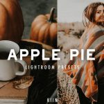 دانلود ۶ پریست لایت روم افکت رنگی پای سیب APPLE PIE LIGHTROOM PRESETS